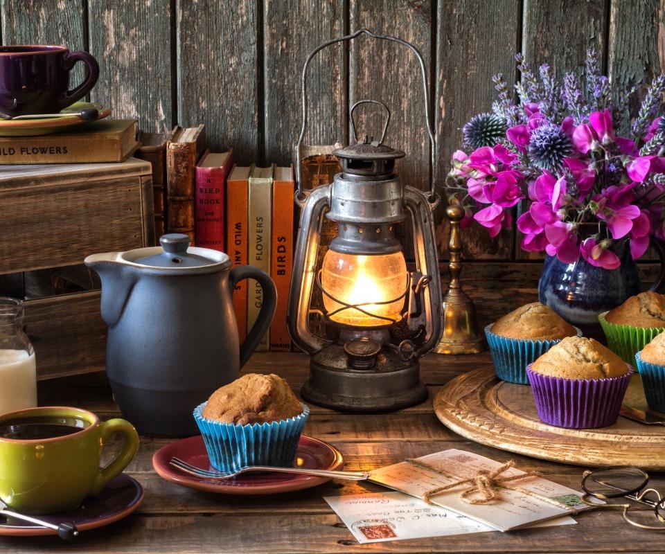 keksy kofe fonar knigi