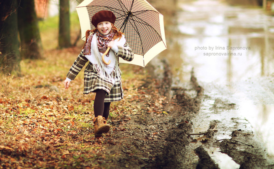 Фотограф Ирина Сапронова: самый замечательный ребенок..!